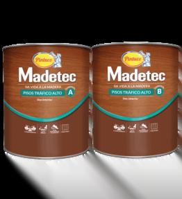 Kit Madetec Pisos Alto Trafico