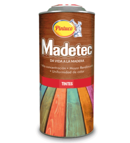Tinte para madera Madetec